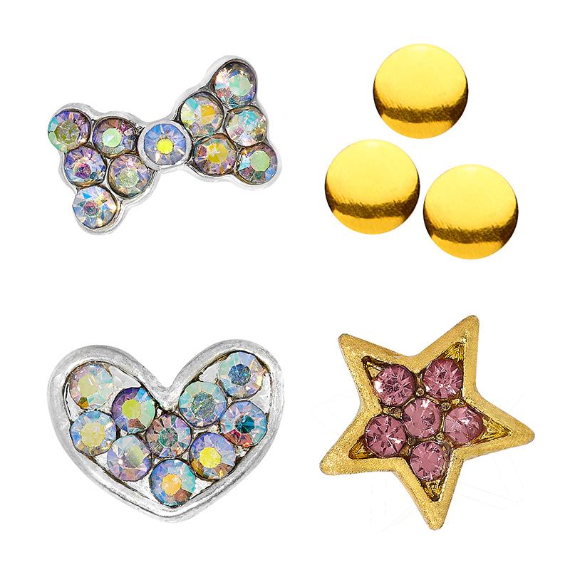 Studs / 3D Jewels