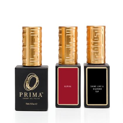 PRIMA gel polish sample kit